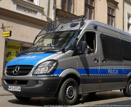 Policja Bełchatów: Zamiast pracować, okradł swojego pracodawcę