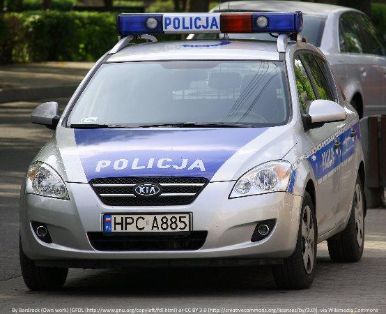 Policja Bełchatów: Świadkowie zdarzenia ujęli nietrzeźwego kierowcę