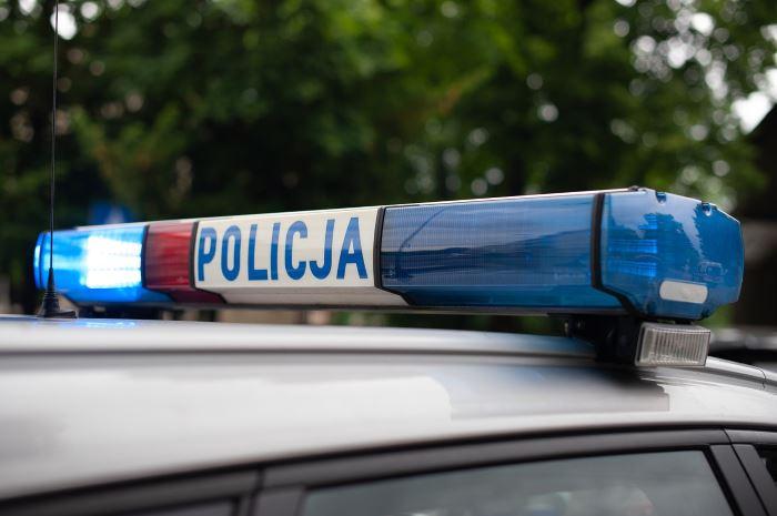 Policja Bełchatów: Śmiertelne potrącenie pieszego