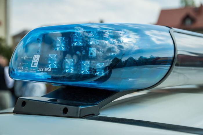 Policja Bełchatów: Pijany kierowca ujęty przez obywateli